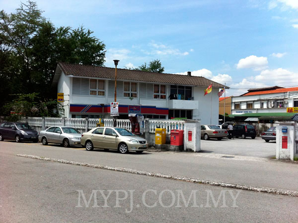 Post-Office-Taman-Paramount-Outside-View