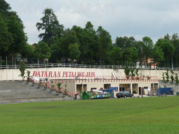 Football Training Ground