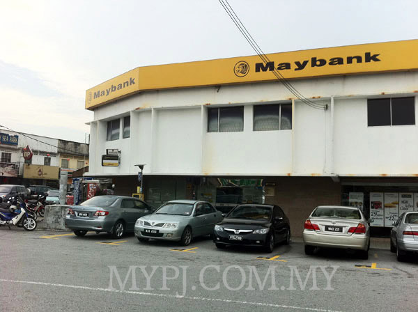 Maybank-Seapark-Branch-Seksyen-21-Front-View
