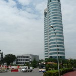 Menara Merais View From Rothman's Roundabout