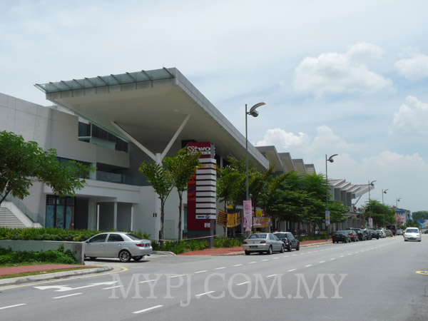 SStwo Mall View From Jalan SS 2/72