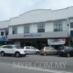 AFFIN Bank SEA Park Branch, Section 21, PJ
