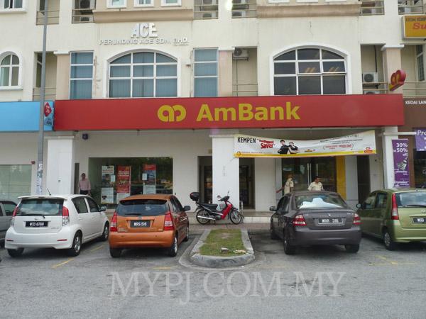 AmBank Kota Damansara Branch, Dataran Sunway, PJU 5, PJ