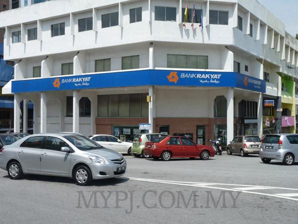 Bank Rakyat Damansara Utama Branch, SS 21, Petaling-Jaya