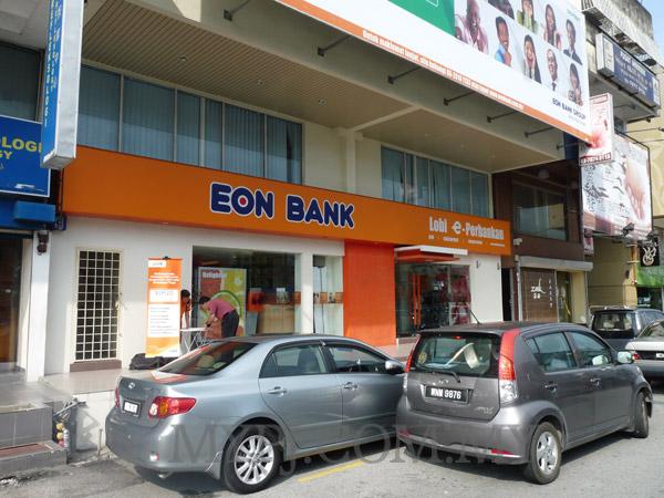 EON Bank SS 2 Branch, PJ
