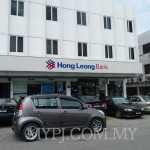 Hong Leong Bank Taman Paramount Branch, Section 20, PJ