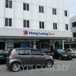 Hong Leong Bank Taman Paramount Branch, Section 20, PJ