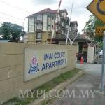 Inai Court Apartment Entrance