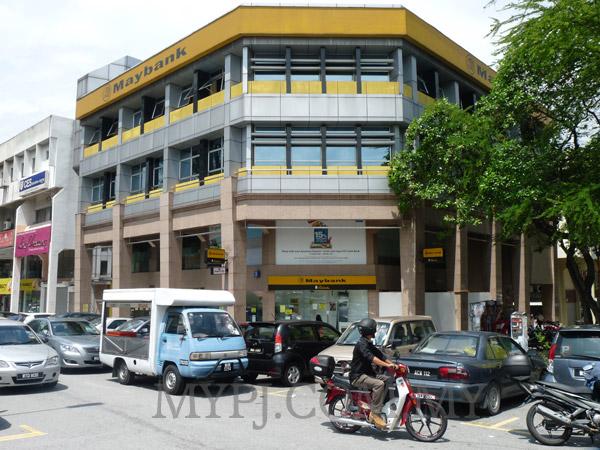 Maybank Damansara Utama Branch, SS 21, Petaling-Jaya