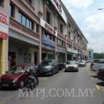One-way Street Along Jalan SS 23/15