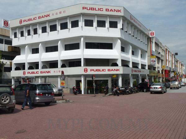 Public Bank Damansara Utama Branch, SS 21, Petaling Jaya