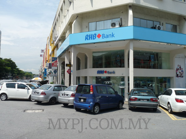 RHB Damansara Utama Branch, SS 21, Petaling Jaya