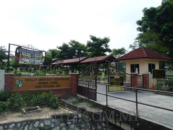 Sekolah Menengah Kebangsaan Bandar Utama, SS 21, Petaling Jaya