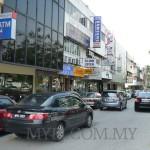 Shop Lots Along Jalan SS 2/24 (One Way Street)