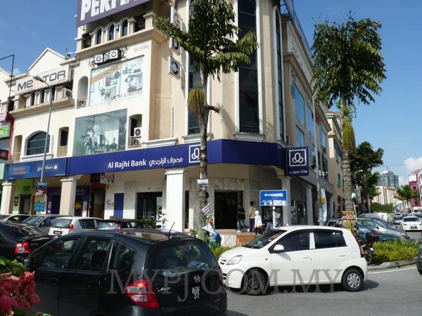 Al Rajhi Bank Kota Damansara Branch in Dataran Sunway, PJU 5, Petaling Jaya