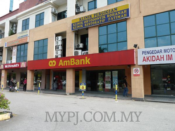 AmBank Kelana Jaya Parkview Branch in SS 6, Petaling Jaya