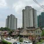 Another View of Jasmine Towers Condominium in SS 2