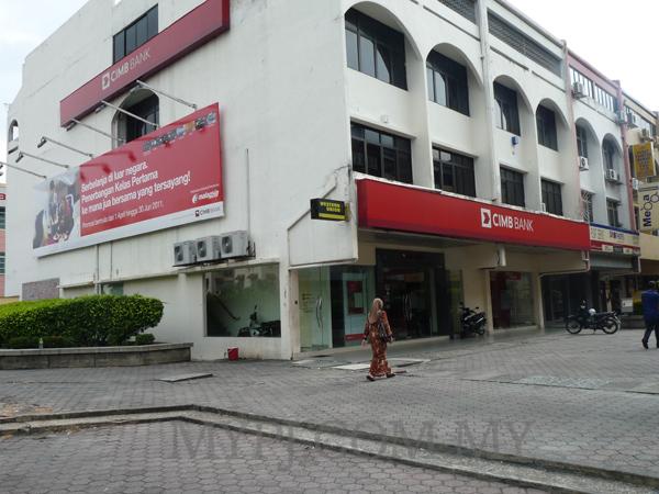 CIMB Kelana Jaya Branch in SS 6, Petaling Jaya