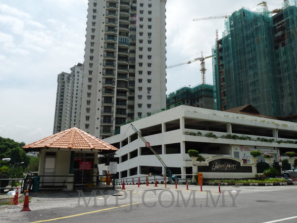 Jasmine Towers in SS 2, Petaling Jaya