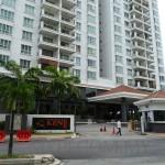 Ken Damansara II Entrance