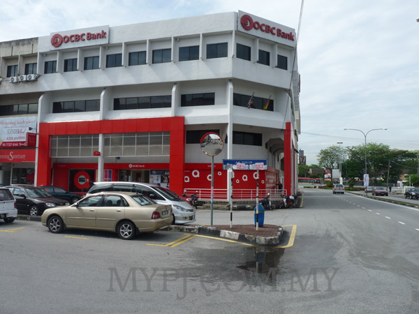 OCBC Petaling Jaya Branch in SS 21 Damansara Utama, Petaling Jaya