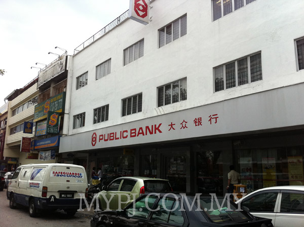 Public Bank Section 14 Branch in Petaling Jaya
