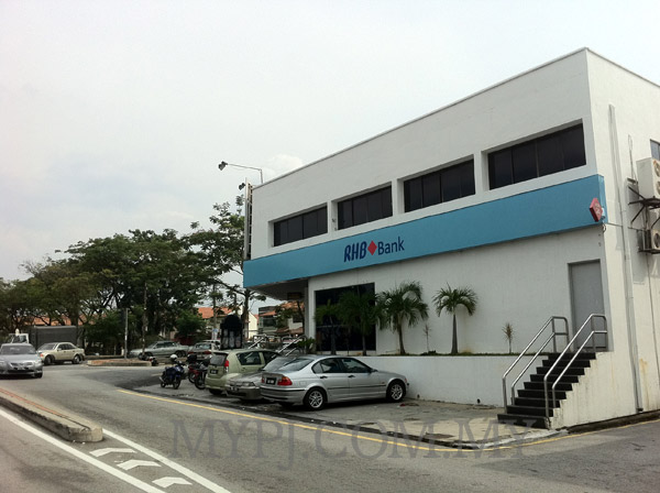 RHB SS 2 Branch in Petaling Jaya