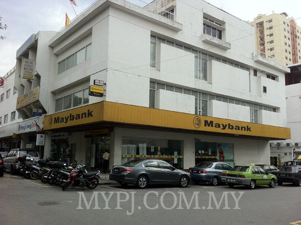 Maybank Branch Seksyen 14