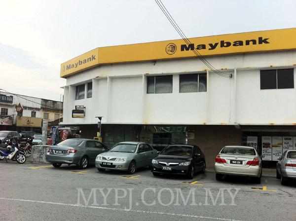 Maybank-Seapark-Branch-Seksyen-21-Front-View