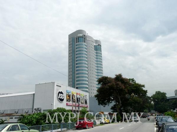 Menara Merais at Section 19, Petaling-Jaya