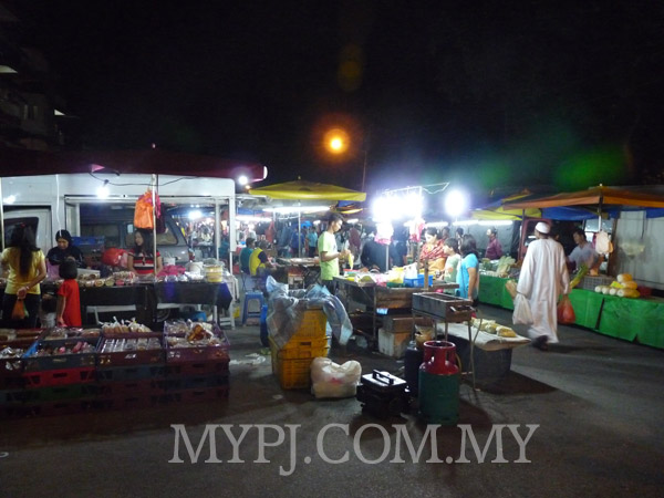 Section 17 Night Market On Every Tuesday