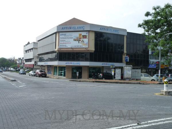 AFFiN Islamic Bank SS 2 Business Centre, PJ