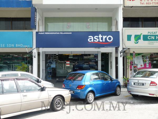 Astro Customer Service Centre in Damansara Utama, Petaling-Jaya