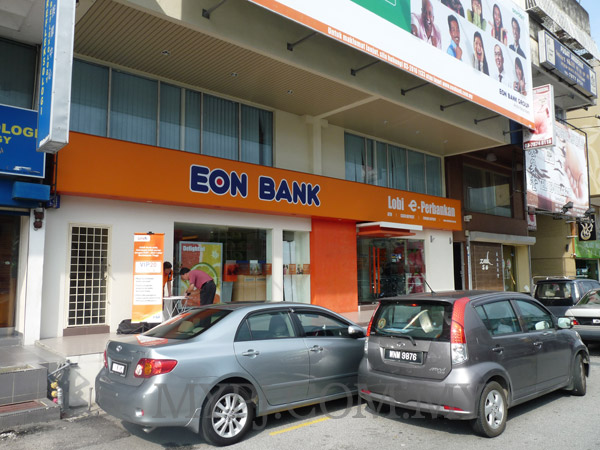 Park Auto Mall >> EON Bank SS 2 Branch, PJ | My Petaling Jaya