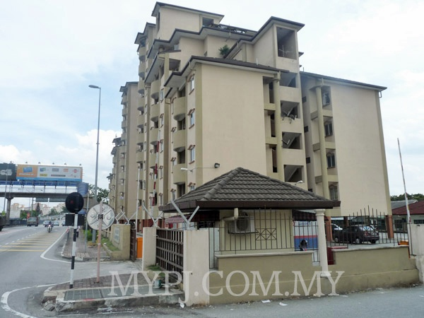 Inai Court Apartment, Jalan Templer