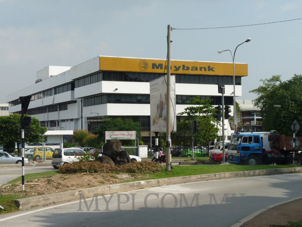 Maybank Jalan 222 Branch, Section 51A, Petaling Jaya