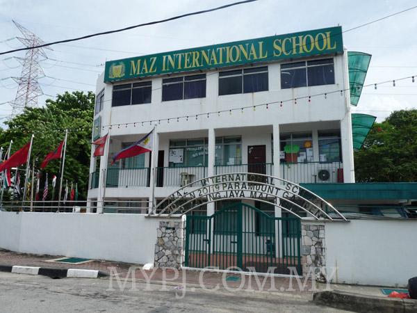 Maz International School in Taman Paramount