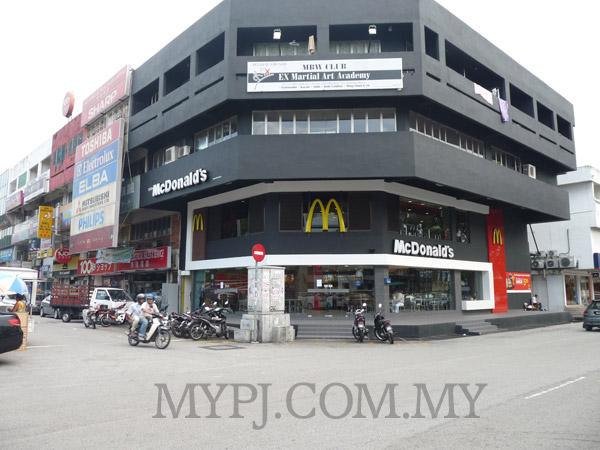 McDonald's SS 2, PJ