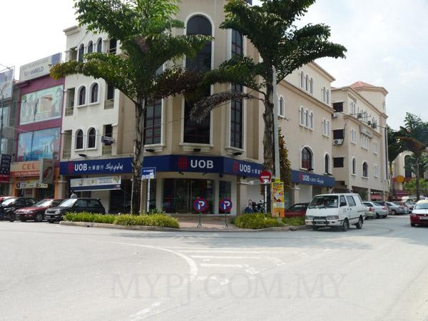 UOB Kota Damansara Branch, Dataran Sunway