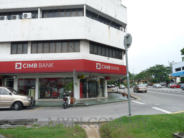 CIMB SS 2 Branch in SS 2 Business Centre, Petaling Jaya