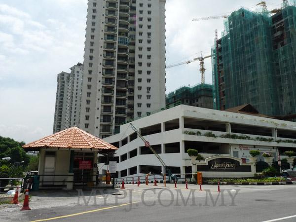 Jasmine Towers in SS 2, Petaling Jaya