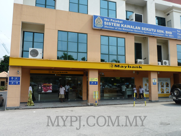 Maybank Kelana Jaya Branch in SS 6, Petaling Jaya