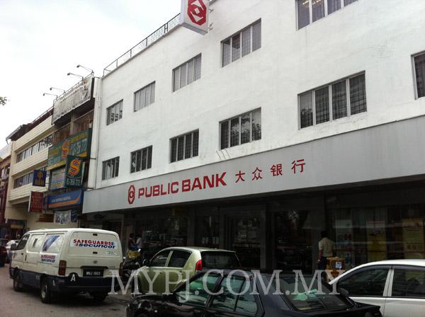 Public Bank Section 14 Branch in Petaling Jaya