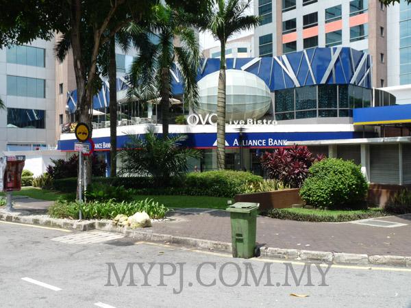 Alliance Bank Damansara Uptown Branch in SS 21, Petaling Jaya